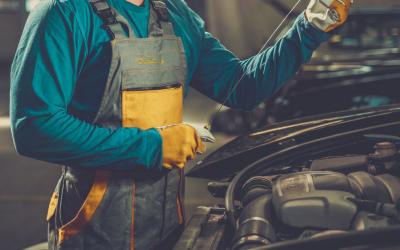 Das richtige Öl für Ihr Auto