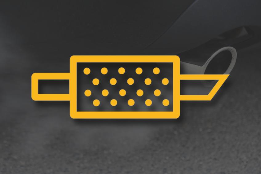 Rußpartikelfilter Warnleuchte Auto